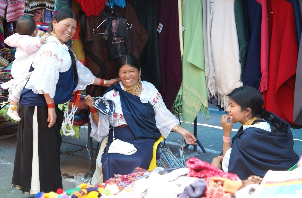 Ludzie Ekwadoru