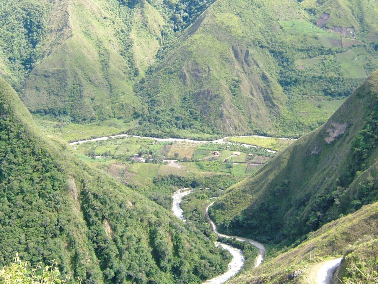 Przyroda Ekwadoru